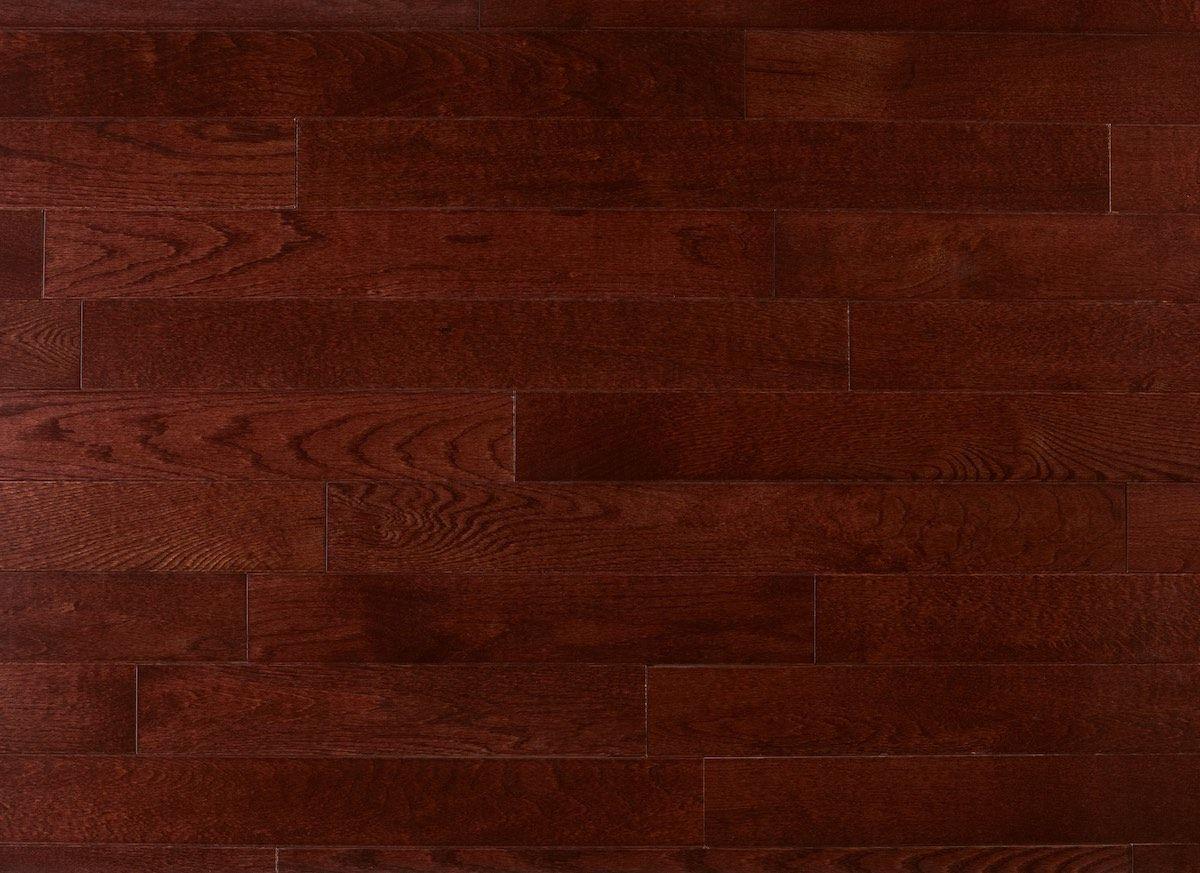 Cherry Oak « Macon Hardwood Prefinished hardwood, Red