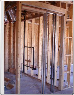 Pocket Door Frame Christner Woodworkers 602 309 2706 Pocket Door Frame Pocket Doors Pocket Door Frames