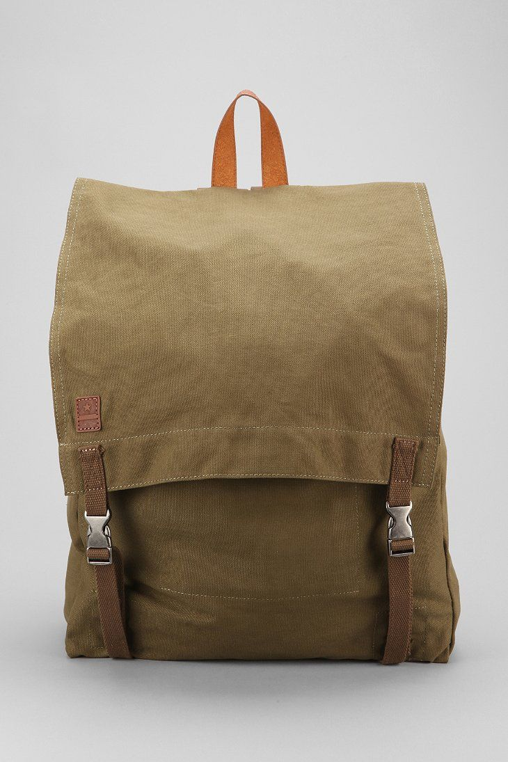 5e4b5e3526 All-Son Military Flap Backpack - Urban Outfitters