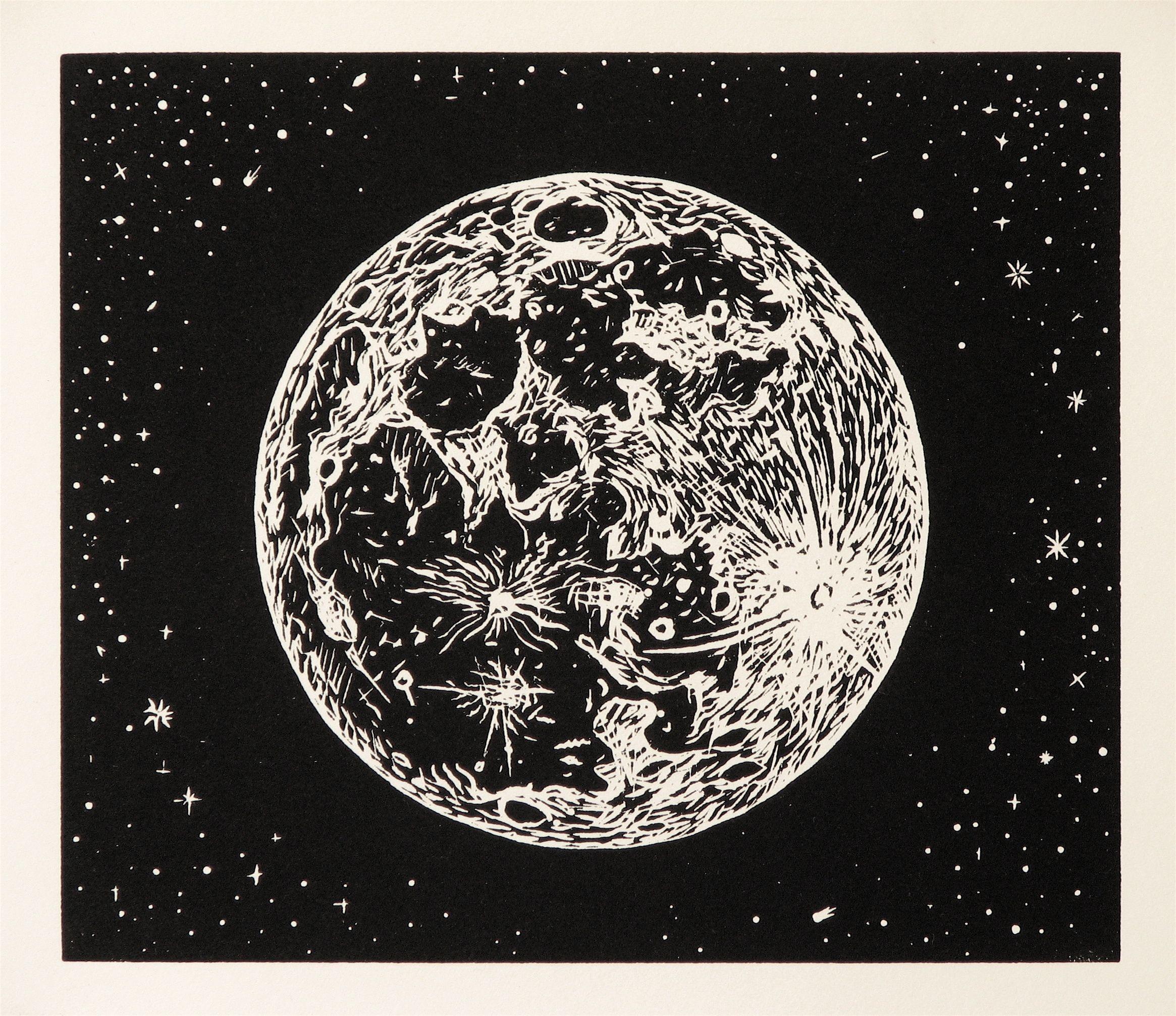 480f6ef0c25 Moon Moon Drawing