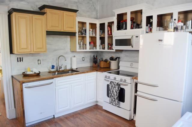 Pintar Muebles Cocina Melamina | Merece La Pena Pintar Los Muebles De Cocina Ventajas Y Desventajas