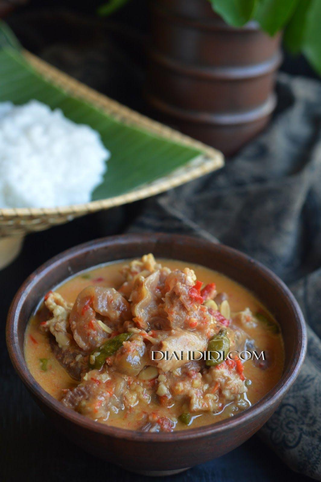 Blog Diah Didi Berisi Resep Masakan Praktis Yang Mudah Dipraktekkan Di Rumah Resep Masakan Makan Malam Masakan