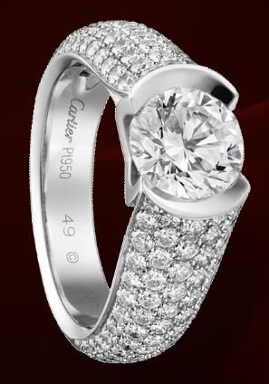 Cartier Engagement Rings Collection Prices 28