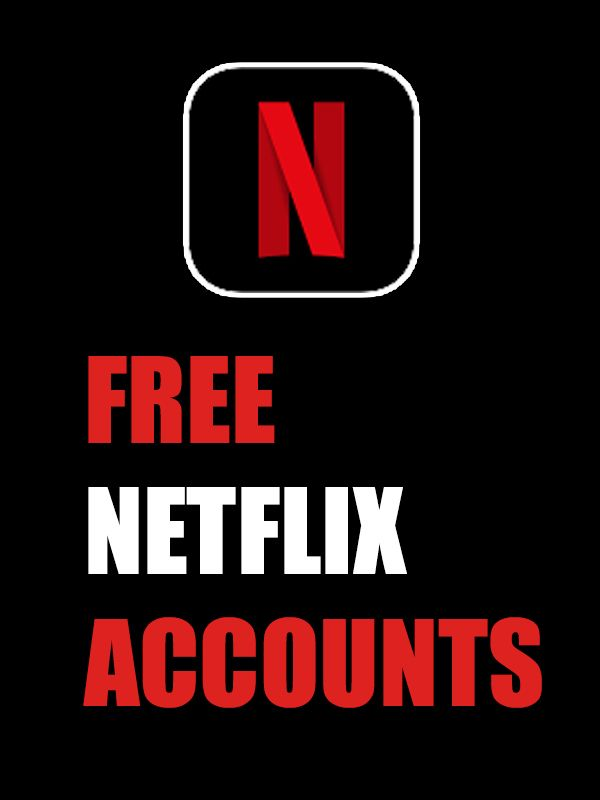 Free 90+ Netflix Accounts with Login & Password [September, 2020]