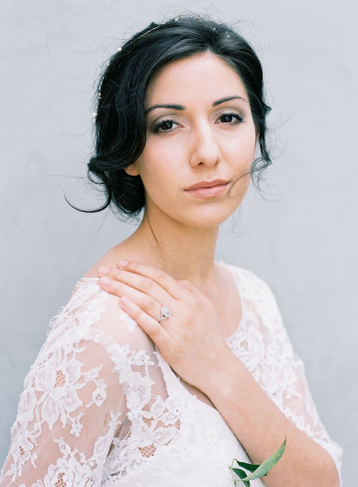 wedding hair and makeup inspiration from rouge workshop