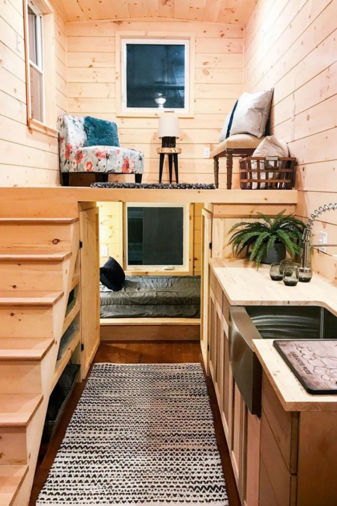 45 Genius Ideas For Your Tiny House Project House Topics Tiny House House Home Projects
