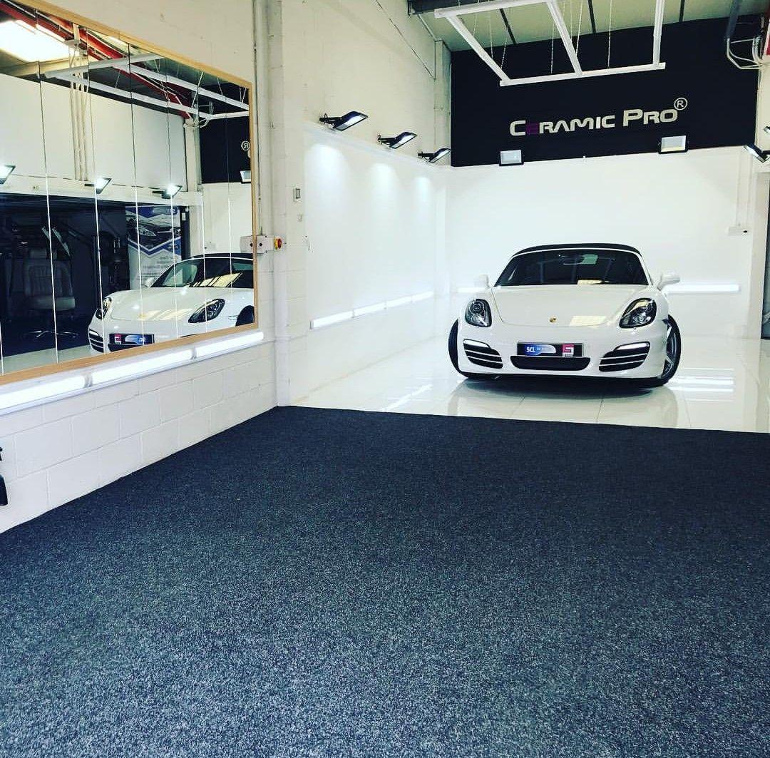 Porsche In The Workshop Scl Car Detailing 01733 685256 07754 605840 Garage Design Car Detailing Garage Interior