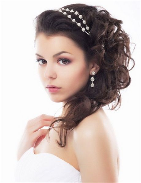 Wedding hairstyles for round faces coral and grey wedding wedding hairstyles for round faces junglespirit Image collections