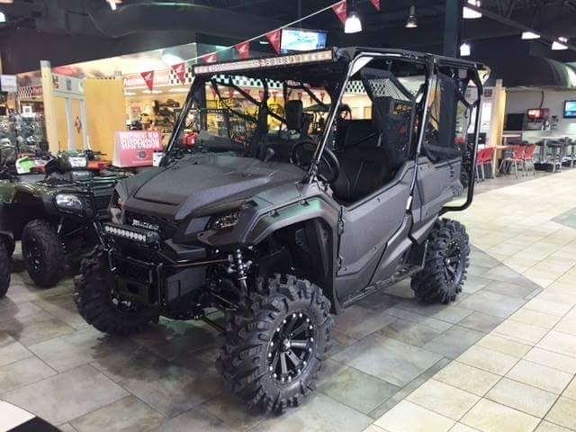 custom 2016 honda pioneer 1000 1000 5 pictures photo gallery honda pro kevin my new ride. Black Bedroom Furniture Sets. Home Design Ideas