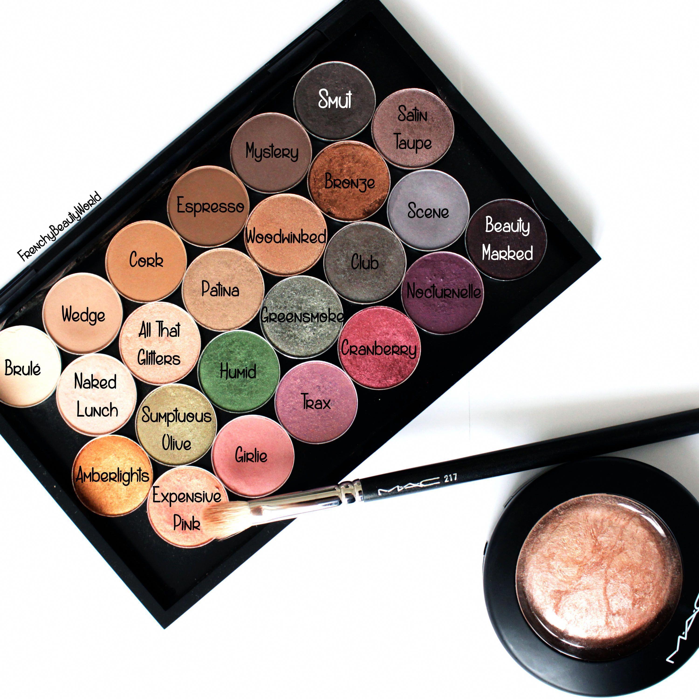 Great mac palettes macpalettes Mac palette, Mac makeup