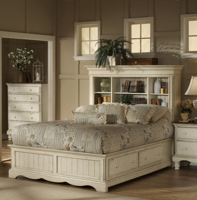 Buy Hillsdale Wilshire Bookcase Storage Bed on sale online ...