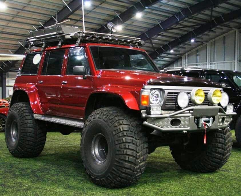 nissan jeep 4x4