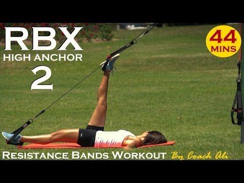 RBX Resistance Bands Workout 2