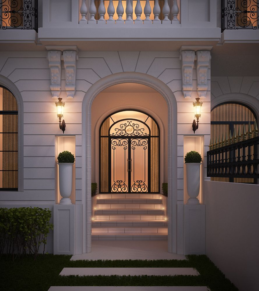 Private Villa Sarah Sadeq Architects Kuwait: Private Villa 375 M Kuwait Sarah Sadeq Architects
