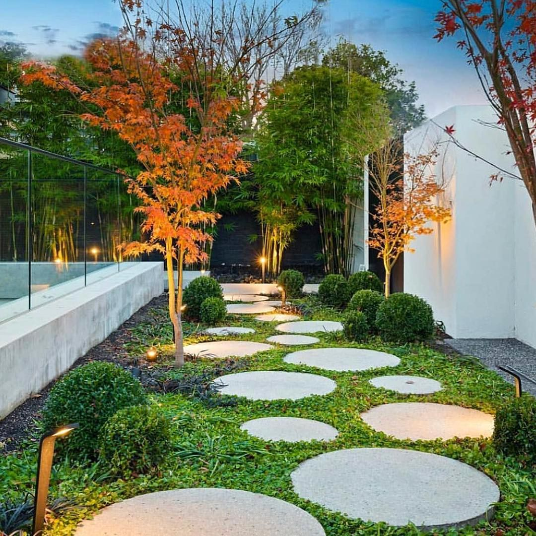 Caulfield North Project Esjay Landscapes Are An Award Winning Landscape Construction Company Based In Me Back Garden Landscaping Landscape Construction Outdoor