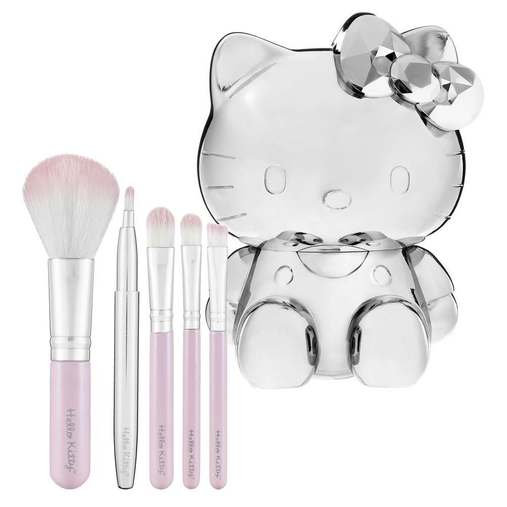 Hello Kitty brush set <3