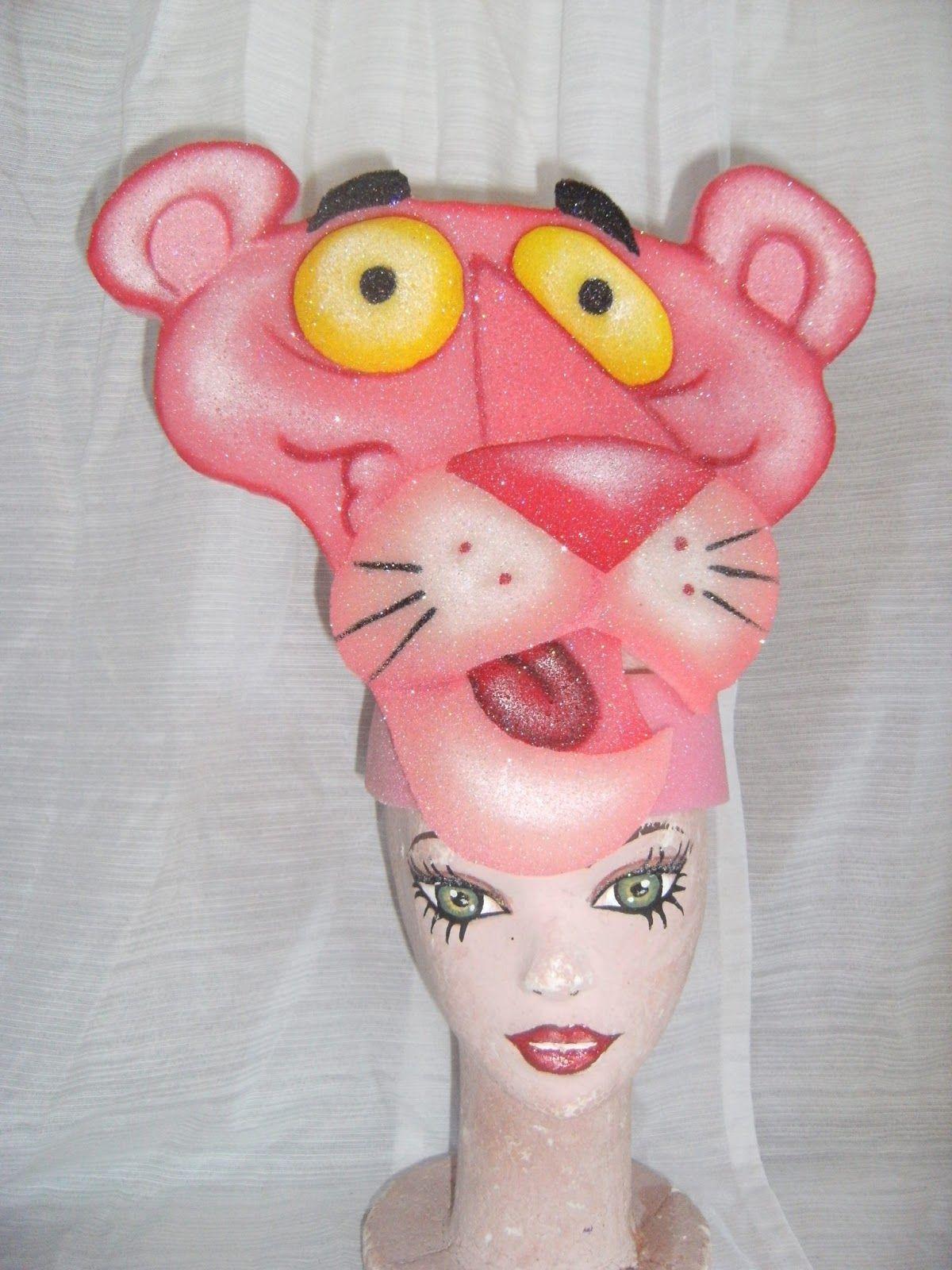 sombrero de hule espuma de gato - Buscar con Google
