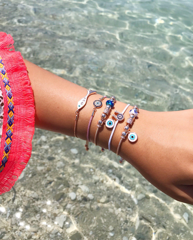 d3c88c4f32b ... cheap evil eye bracelet authentic pandora bracelet evil eye jewelry pink  string bracelet b326b 8ab4c