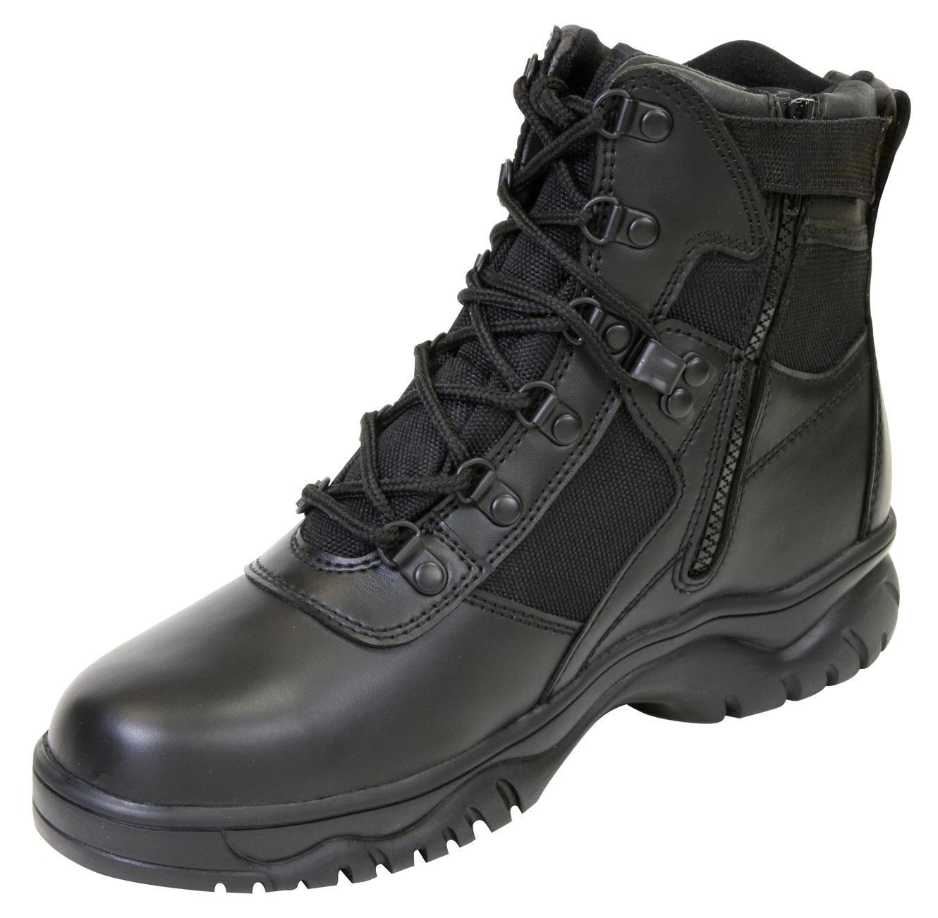 Condor Outdoor Bailey 8 Inch Zip Bottes Militaires