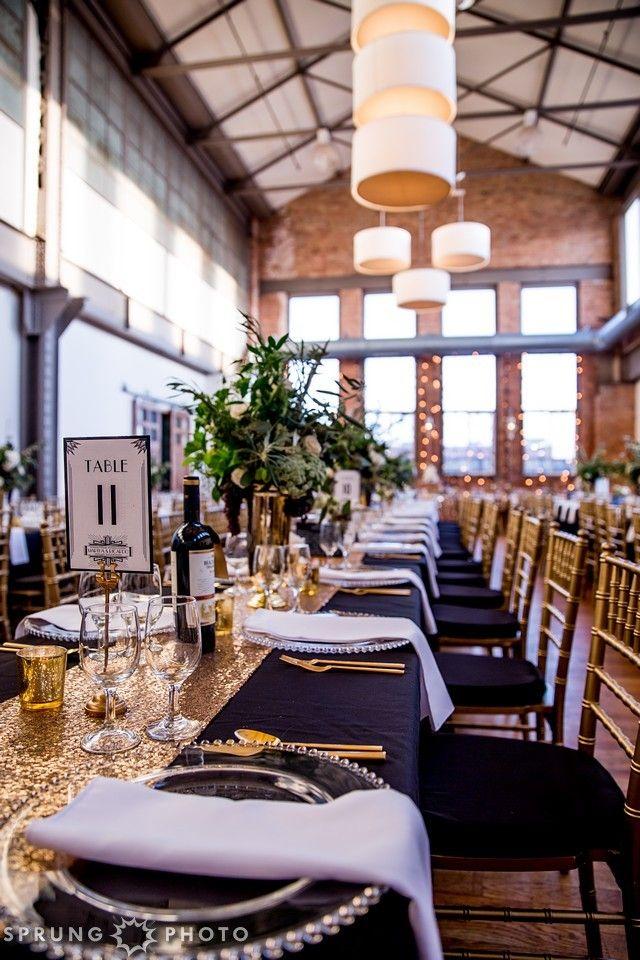 Martha Ricardo S Kitchen Chicago Wedding Art Deco Wedding Wedding Deco Art Deco Party