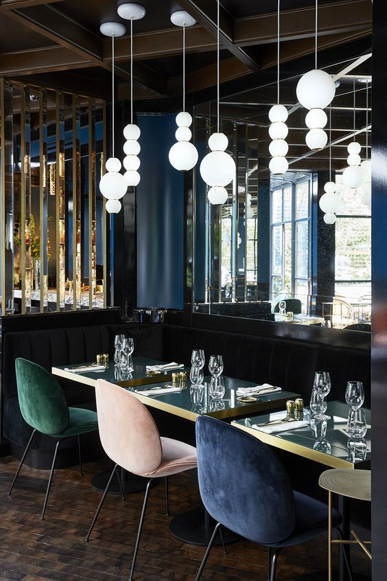 contemporary asian furniture. Simple Contemporary The Contemporary Asian Hospitality Design Of NOBU HOTEL Shoreditch Intended Furniture