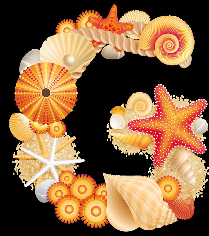 Beach Letter G