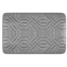 Chain Ring Premium Micro Plush Memory Foam Bath Mat