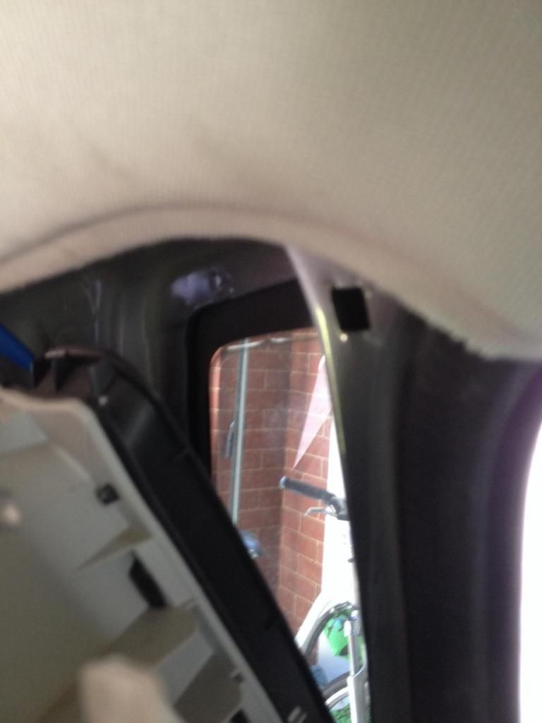 VWVortex com - Pano-roof sunshade repair? | VW TDI Sportwagen | Vw