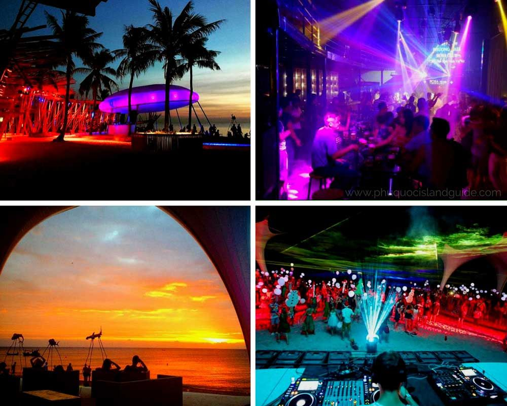 Nightlife Clubs And Bars On Phu Quoc Phu Quoc Night Life Nightlife Club