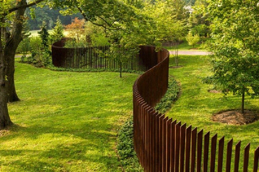 Garden Design For Dogs backyard fence ideas | house, unique wood fence ideas for backyard