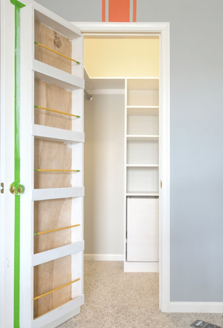 5 Custom Closet Ideas For Small Spaces Small Closet Space Custom Closet Doors Diy Custom Closet