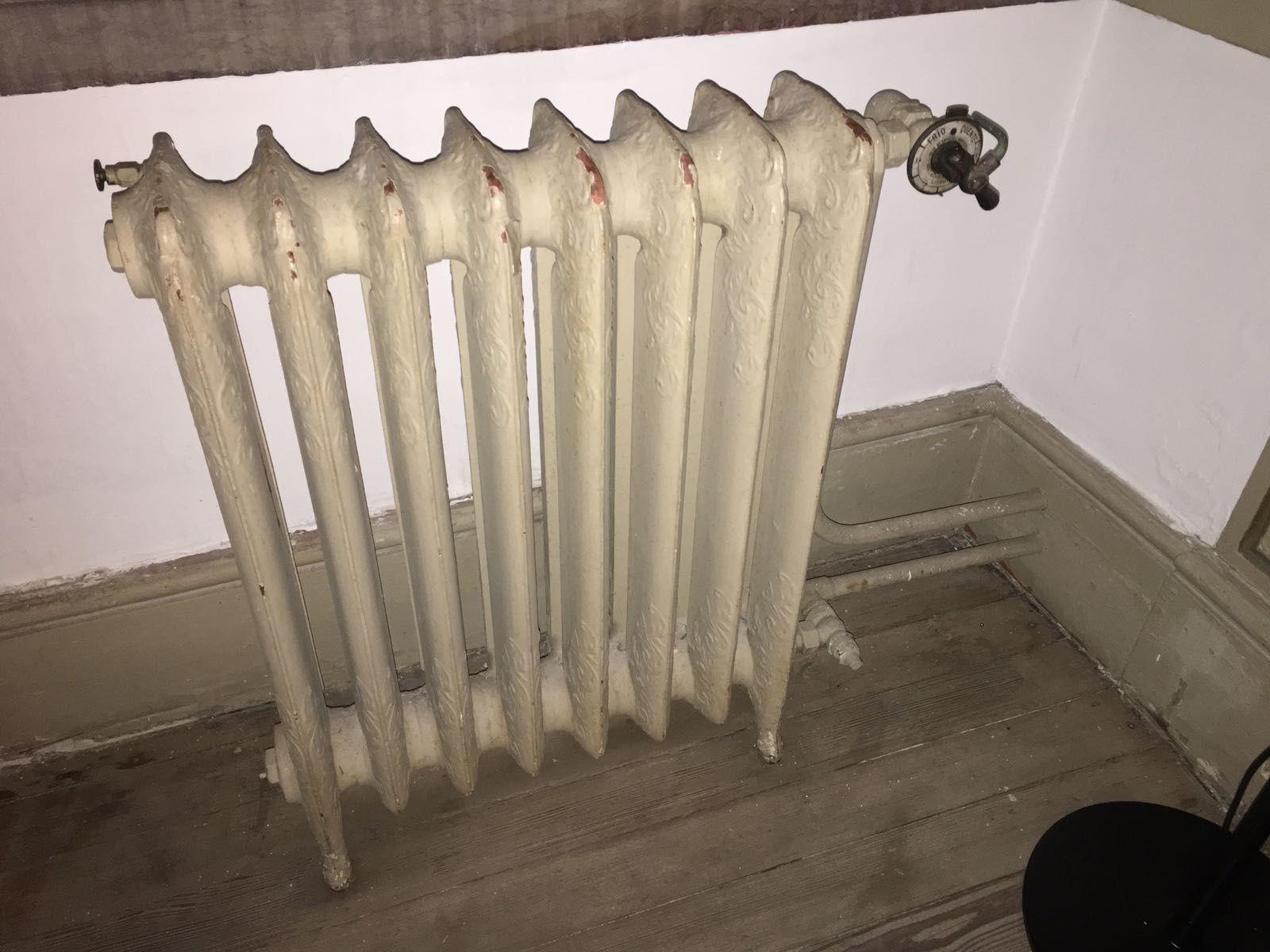 Radiador agua calefacci n calefacci n pinterest - Radiadores de suelo ...