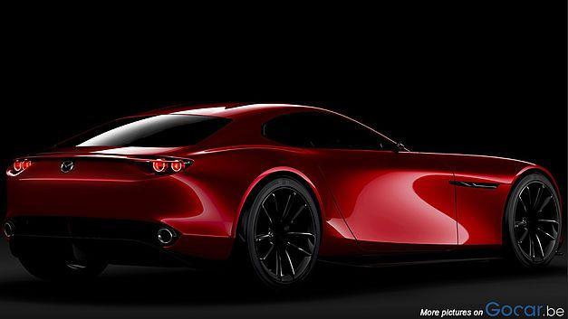 Mazda Rx 9 2020 Mazda Mazda Rx7 Tokyo Motor Show