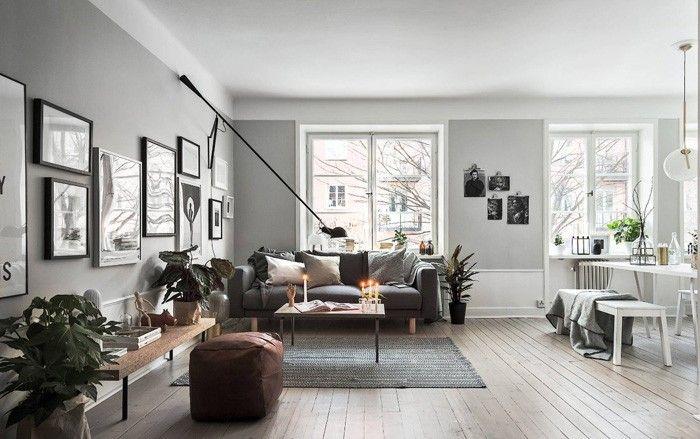 Einrichtungsbeispiele Raumgestaltung Ideen Kreative Wandgestaltung  Wohntrends2017 55