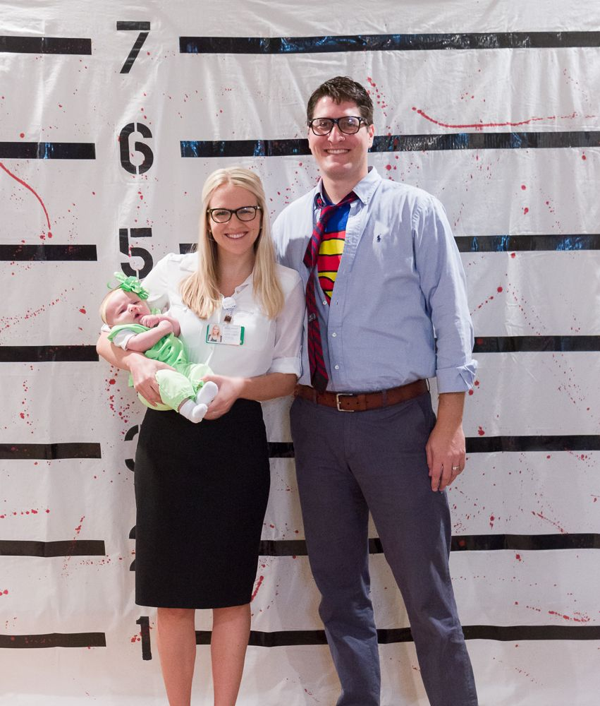 Superman and Lois Lane and Kryptonite Halloween Costume DIY | www ...