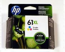 Hewlett Packard HP Parts: Tri-Color Inkjet Printer Cartridge 61XL Price: USD 31  | http://www.cbuystore.com/product/hewlett-packard-hp-parts-tri-color-inkjet-printer-cartridge-61xl/10167065 | United States