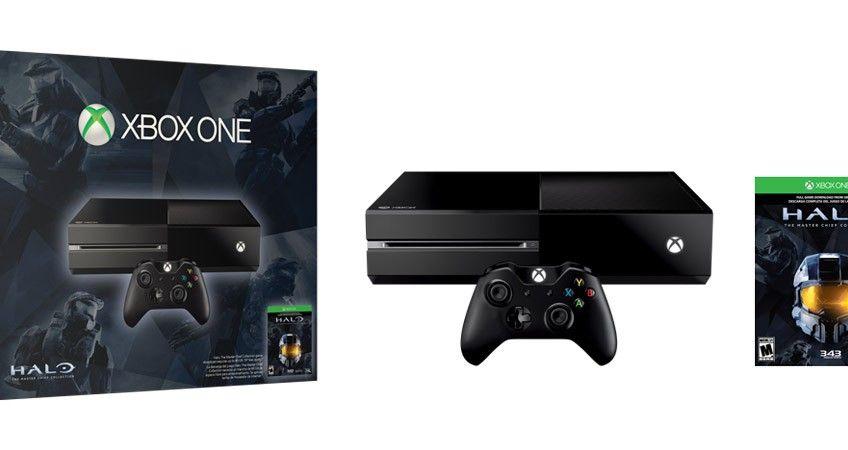Microsoft Xbox One 500gb Halo Master Chief Collection