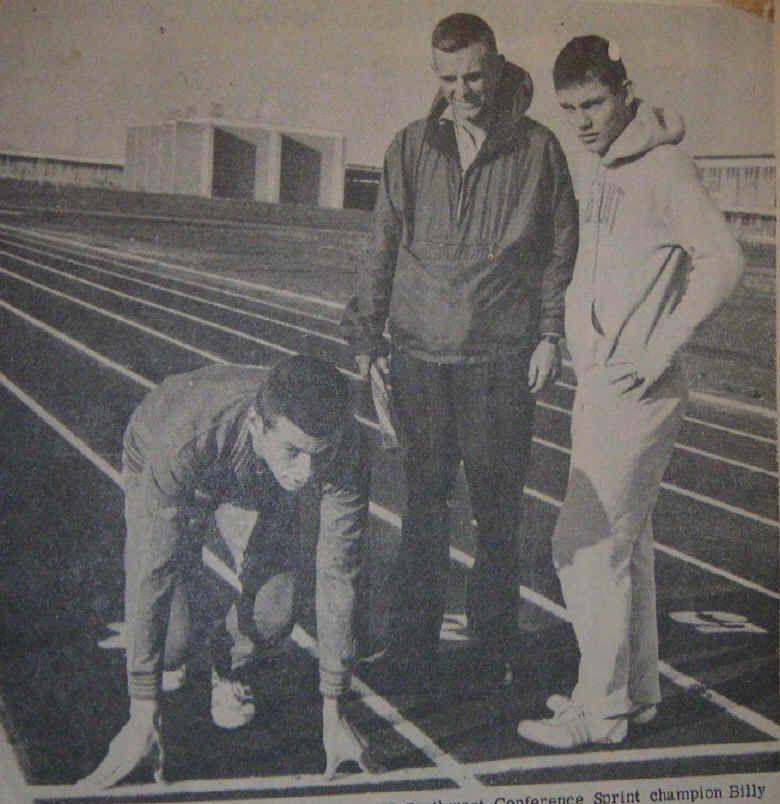 Jesuit track coach herb sheaner jesuit ranger character