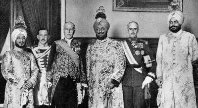 Image result for maharaja bhupinder singh