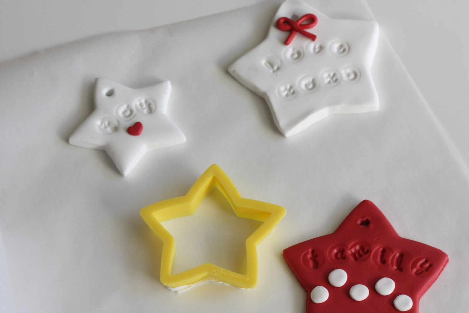 most popular polymer clay christmas ornaments | Polymer ...