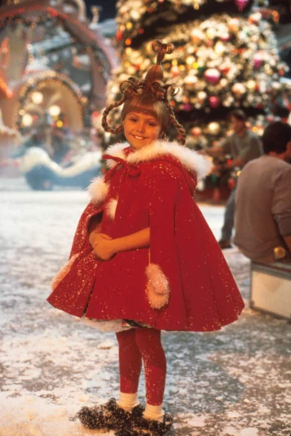 taylor momsen back in the day in how the grinch stole christmas child stars pinterest cindy lou cindy lou who costume and cindy lou who - Taylor Momsen How The Grinch Stole Christmas