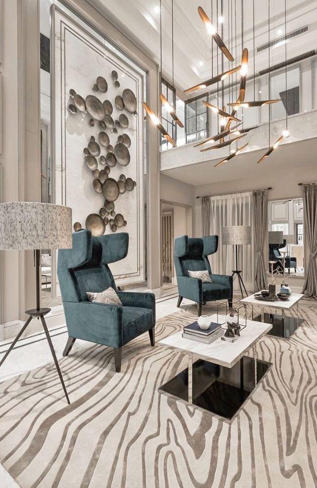 41 Stylish And Most Popular Living Room Design Ideas For 2019 Home Design Blog Luxury Living Room Interior Design House Design