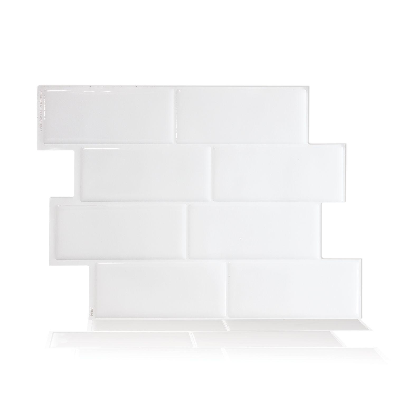 Metro Blanco Avec Images Tuile De Dosseret Mur En Mosaique