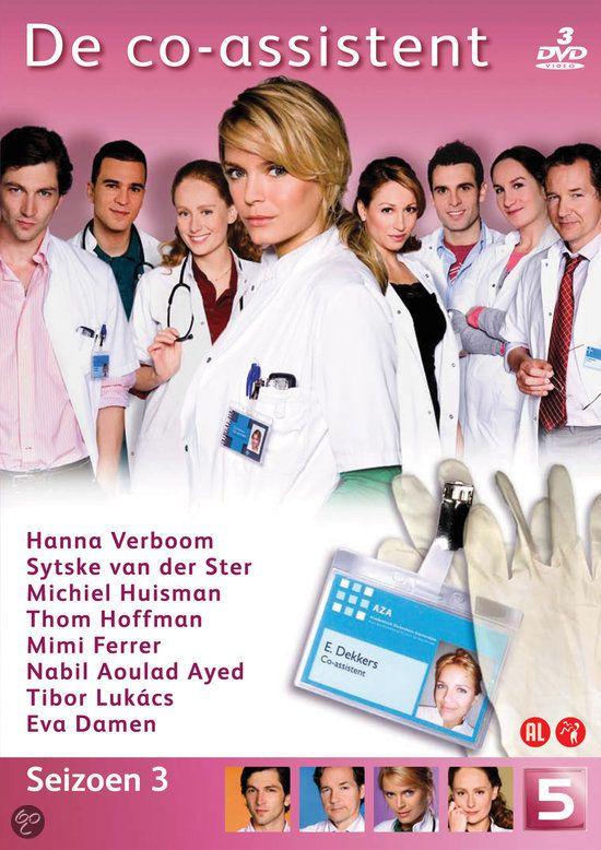bol.com | Co-Assistent - Seizoen 3, Thom Hoffman, Mimi Ferrer & Hanna Verboom | Dvd...