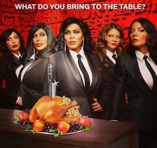 9 Outrageous Women from VH1s Mob Wives