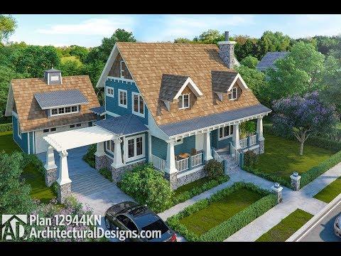 Architectural Designs House Plan KN Virtual Tour