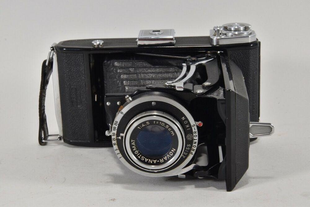 Ebay Sponsored I42l28 Zeiss Ikon Fotokamera Photographica