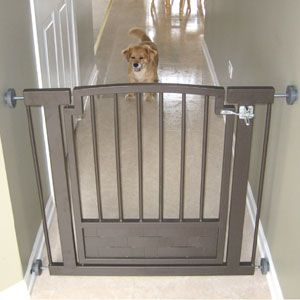 The Kings Weave Dog Gate | Gate, Hardware and Dog