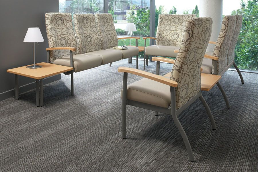 The Series Includes Individual Chairs For Patient Rooms, Interlocking  Configurations For Hospital Waiting Room Furniture Or Other Public Spaces  And ...
