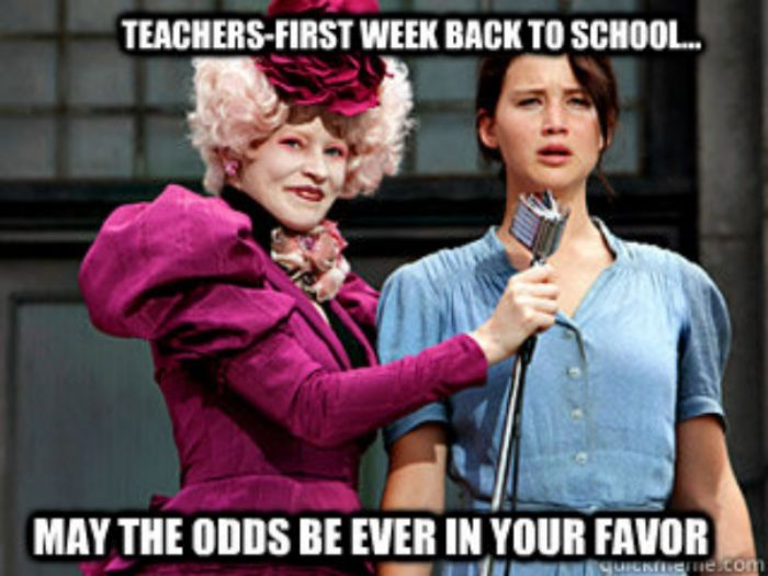 It S The Time Of Year 10 Back To School Teacher Memes That